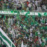 استطلاع: 3 % من الجمهور السعودي يفضل مشاهدة المباريات من الملعب