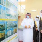 الأمير فيصل بن سلمان يتفقد المشاريع التعليمية المُنفذة بالمدينة المنورة