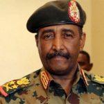 البرهان يؤكد حرص القوات المسلحة والمكون المدني على إنجاح الفترة الانتقالية بالسودان